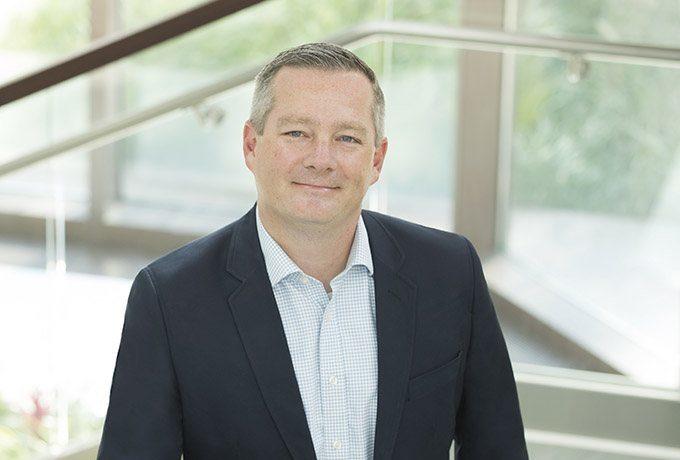 Photo of Mark Hackett